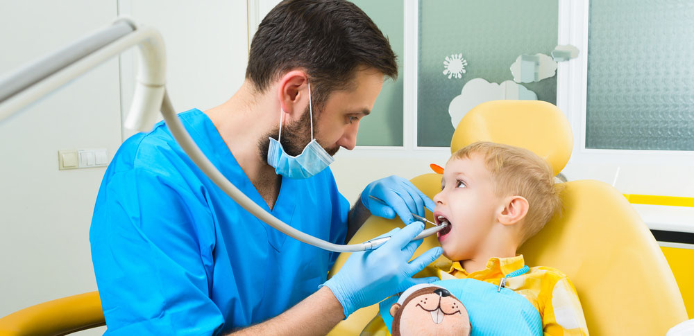 лечение кариеса у детей Москва отзывы